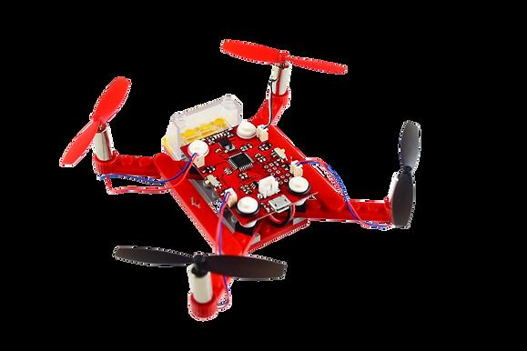 Blocky Fly 自行組裝機構概念,設計多種外型