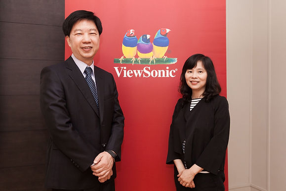 ViewSonic持續創新成功轉型全球視訊解決方案領導品牌