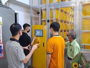 【特色辦學】瑞芳高工機械科創立新北唯一自動化教學中心