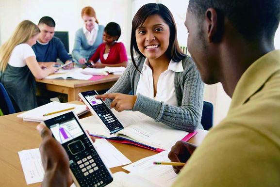 TI-nspire CAS 數理實驗室的解決方案,新穎的學習數學輔助手段