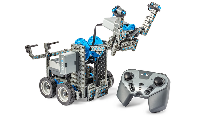 VEX Robotics Providing the tools to inspire the problem solvers of tomorrow
