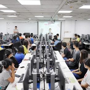 【創課神隊友】鴻海推出暑期高中量子營 爆滿廣受好評