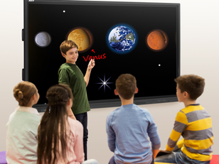 AVer CP3 互動式觸控螢幕系列滿足各型教室的需求!