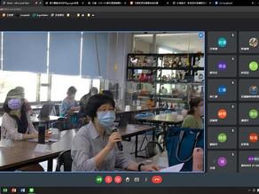 【防疫不停學】東區數位學習輔導計畫全面啟動 實體+線上混成教學增加防疫新動力
