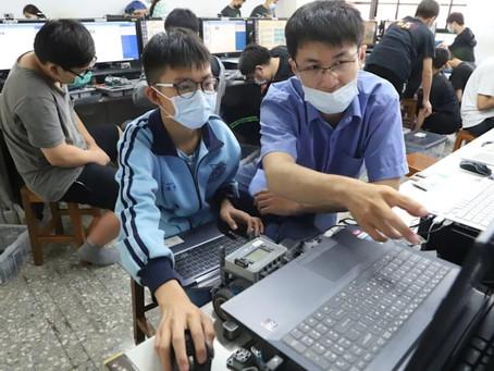 【創課神隊友】新北創新教育加速器-不讓AI取代你,從機器人邁向AI應用學習