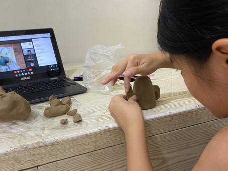 【防疫不停學】古亭國中數位學習,用影像藝術與創作表達紀錄疫情下的日子