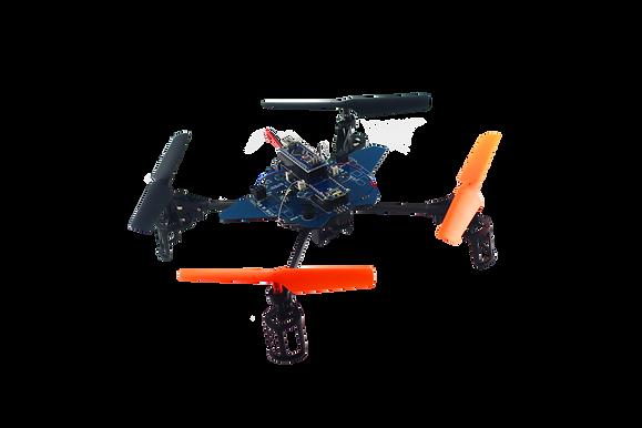 DragonFly 加大軸距進階款,機外加元件,易於安裝不須焊接身