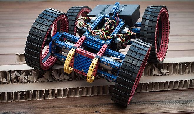 Cagebot科技寶 工業模具 科技教具