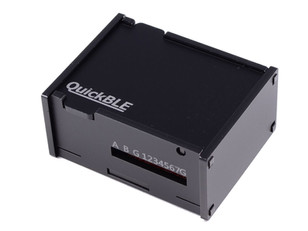 QuickBLE 不需撰寫程式也可完成屬於你的互動裝置