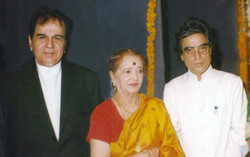 With Mrs.jpg Sushila Rani Patel and Dili