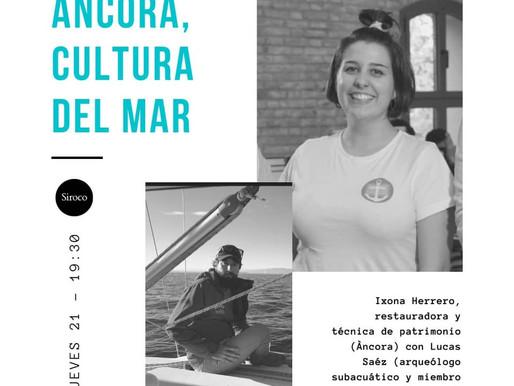Entrevista en Siroco Cultural