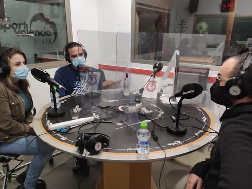 Entrevista en Radio Plaza