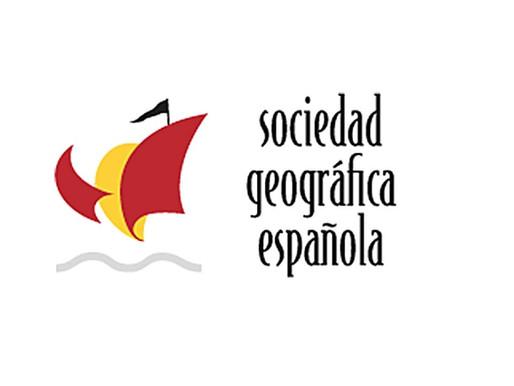 Reportaje Sociedad Geográfica Española