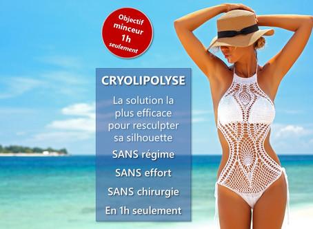 Cryolipolyse : l'arme absolue pour resculpter sa silhouette sans effort