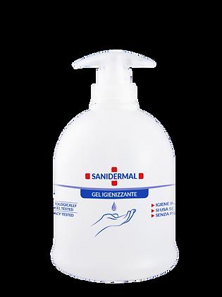 Gel Hydroalcoolique 500 ml flacon pompe