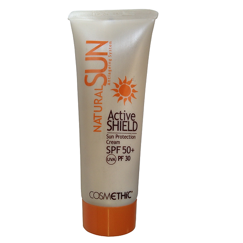 ACTIVE SHIELD - Protection Totale SPF 50+
