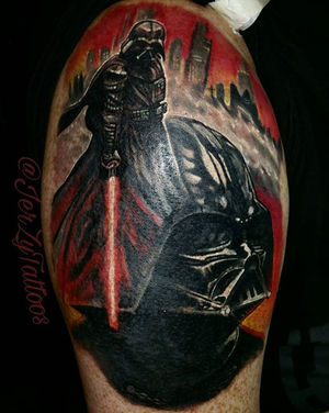 Vader Cover Up