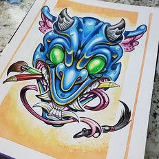 Artist Demon
