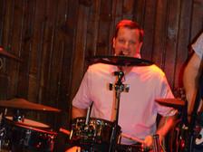 Craig on drums shannons 5 1 21 nightclub