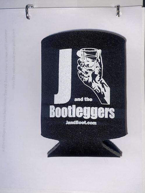 J and The Bootleggers Koozie
