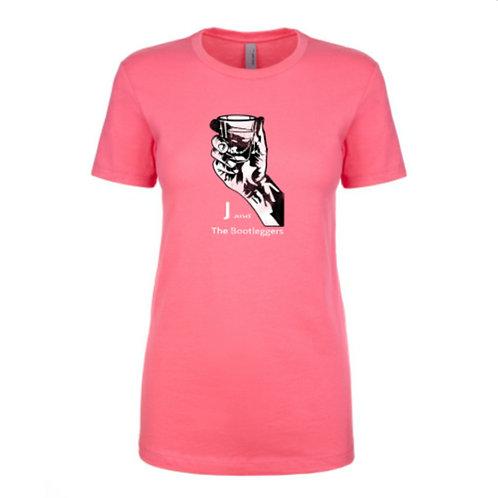 Ladies Pink Tshirt