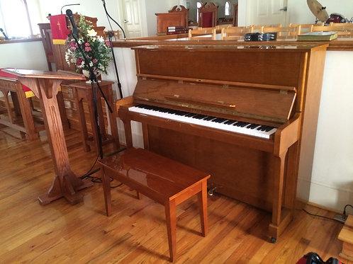 Guest Church Musician