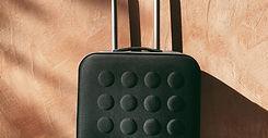 Ritagliata bagaglio nero