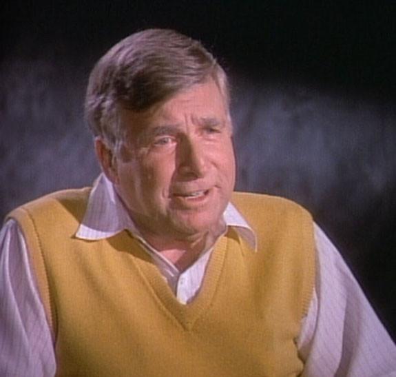 Star Trek creator Gene Rodenberry