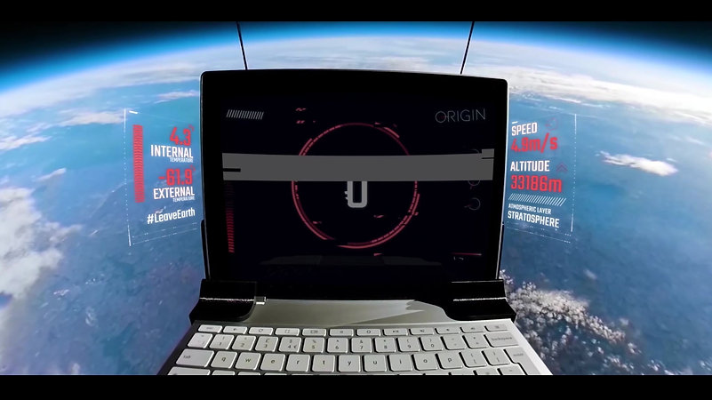 Sent Into Space are the global experts at sending things into space. Working with clients across industries and continents to capture amazing imagery, video and data from the edge of space. Years of expertise, hundreds of launches, over 100 million social media views and engagements