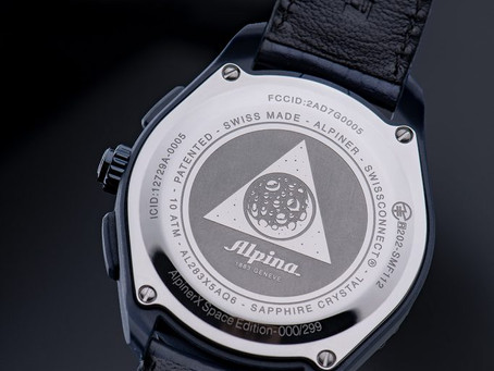 Pushing the limits of the AlpinerX sports watch