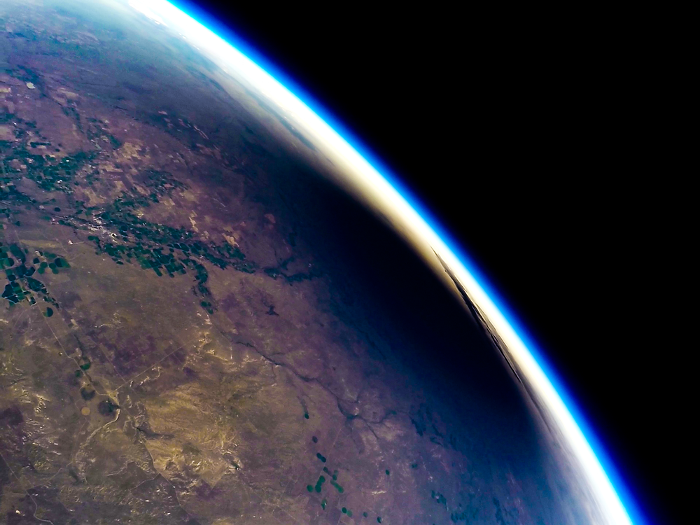 BBC Earth From Space solar eclipse