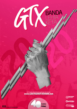 GTX banda lehiaketa 2020