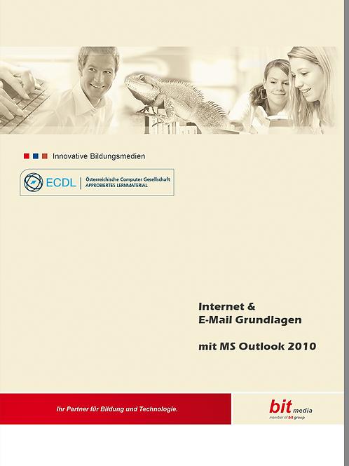 Internet und E-Mail Grundlagen mit MS Outlook 2010 (Buch)
