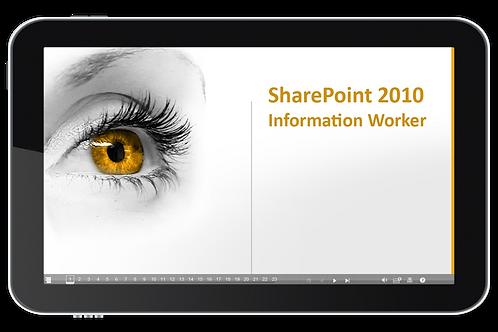 SharePoint 2010 Information Worker (Onlinekurs)