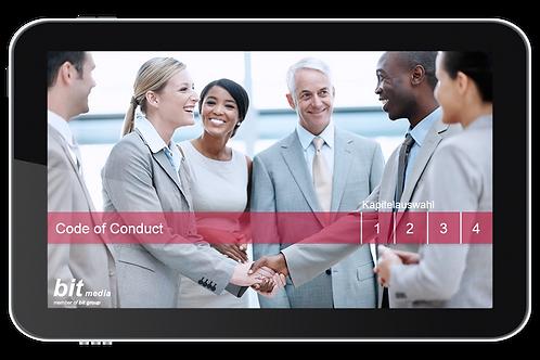 Code of Conduct (Onlinekurs)