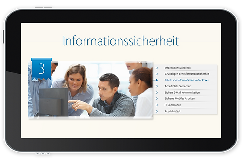 Informationssicherheit (Onlinekurs)