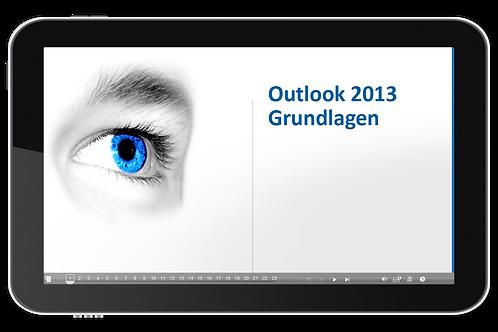 Outlook 2013 Grundlagen (Onlinekurs)