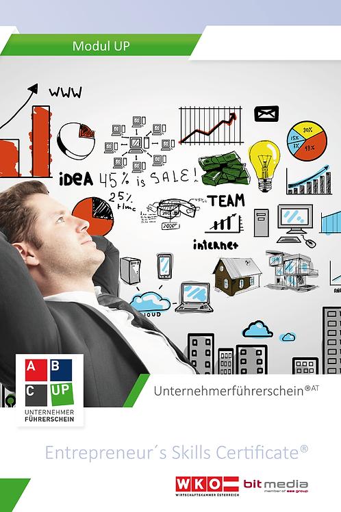 Unternehmerführerschein - Modul UP (AT) (Buch) - Syllabus 1.0 -Version 2.0