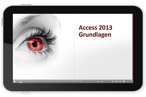 Access 2013 Grundlagen (Onlinekurs)