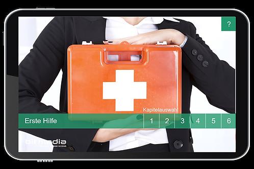 Erste Hilfe (Onlinekurs)