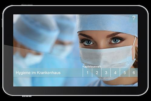 Hygiene im Krankenhaus (Onlinekurs)