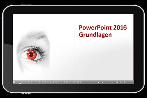 PowerPoint 2016 Grundlagen (Onlinekurs)