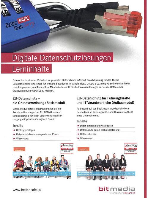 Digitale Datenschutzlösungen
