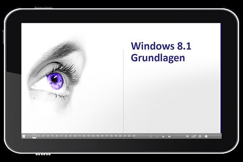 Windows 8.1 Grundlagen (Onlinekurs)