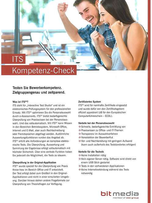 ITS Kompetenz-Check
