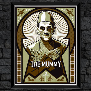 The Mummy: Classic Universal Print Monsters