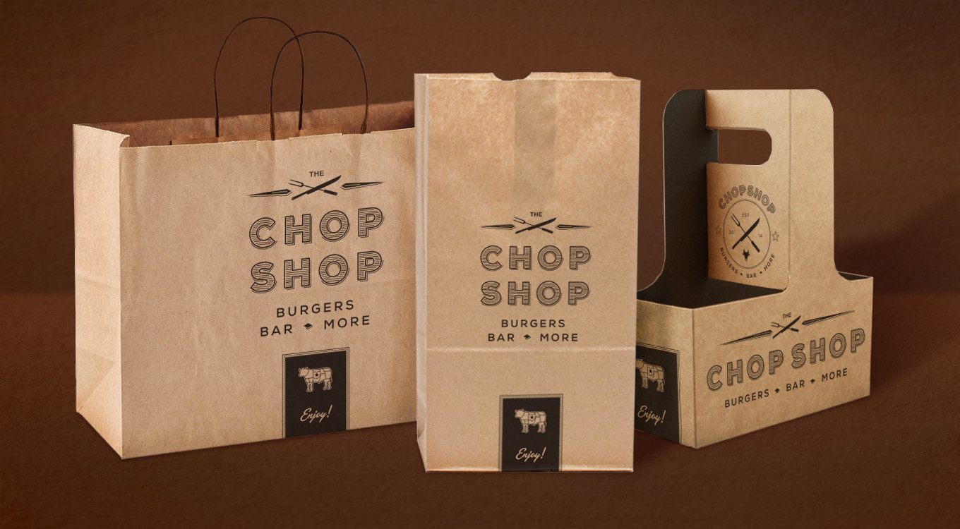 The Chop Shop Packaging