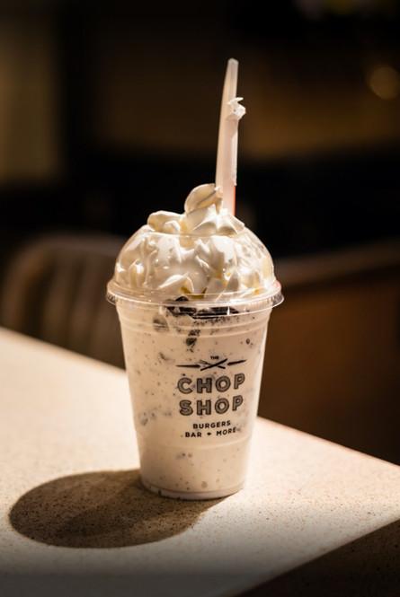 Chop Shop Milk Shake