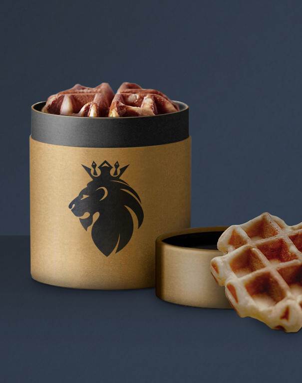 Leige Waffle Gift Package