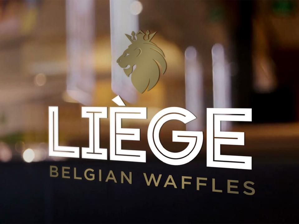 • Liège Belgian Waffles